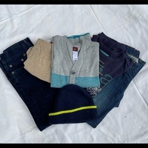 Crewcuts and others mixed boys size 7 bundle